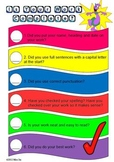 Is your work complete- checklist poster