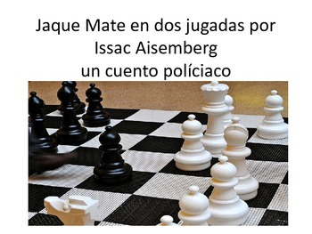 "Isaac Aisemberg  ""Jaque Mate en dos jugadas"""