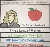 Isaac Newton Flip Book