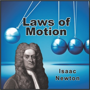 Isaac Newton Poster (Influential Scientists Series)