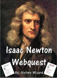 Isaac Newton Webquest (Enlightenment)