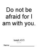 Isaiah 43:5