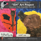 Ish by Peter Reynolds - Elementary Art Lesson
