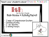 Ish Book Review and Activity Packet