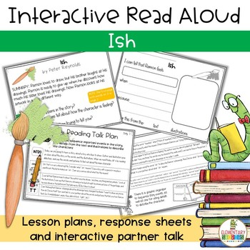 Ish Interactive Read Aloud