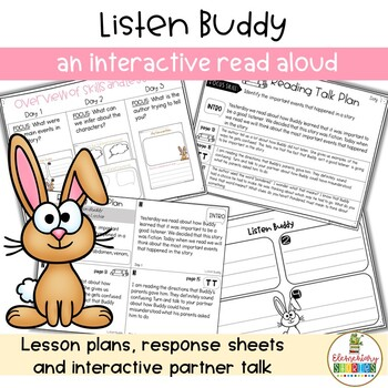 Listen Buddy Interactive Read Aloud