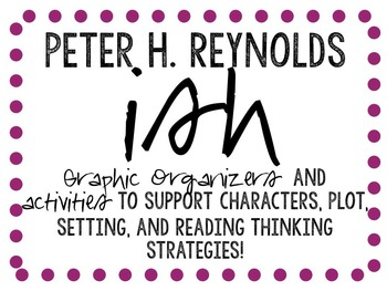 Ish by Peter H. Reynolds- A Picture Book Study!