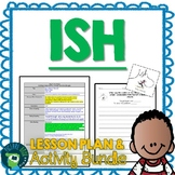 Ish by Peter Reynolds Lesson Planner and Activities