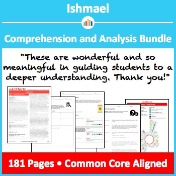 Ishmael – Comprehension and Analysis Bundle