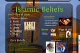 Islam, a Captivating, Engaging, and Beautiful Prezi!