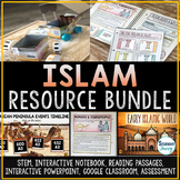 Islam Activities Resource Bundle - Islamic World
