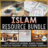 Islam Activities Resource Bundle - Islamic World