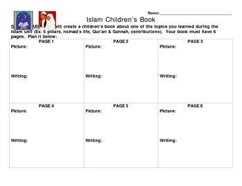 Islam Children's Book Project