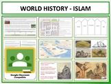 Islam - Complete Unit - Google Classroom Compatible