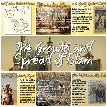 Islam: Growth & Spread of Islamic Civilizations PowerPoint