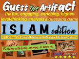 "Islam ""Guess the artifact"" game: engaging PPT with pictures, clues & answers"