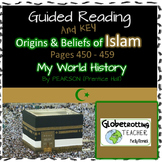 Islam-Pearson-My World History Guided Reading and Notes