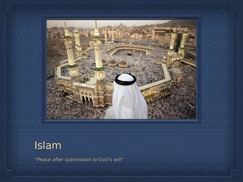 Islam (History and IB World Religions)