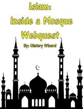 Islam: Inside a Mosque Webquest