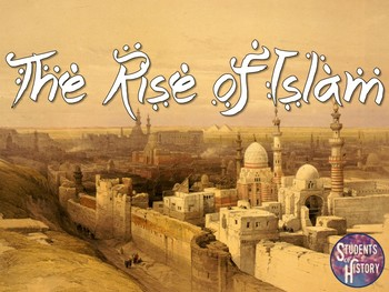 Islam: Its Founding and Rise in the Middle East PowerPoint