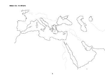 Islam Map