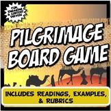 Islam Pilgrimage to Mecca Board Game: Empire of Islam