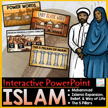 Islam PowerPoint and Google Slides