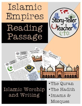 Islam Quran Hadith and Mosque Reading Passage