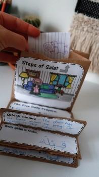Islam: Salat Paper Bag Interactive Activity Kit