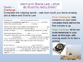 Islam: Sharia Law