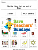 Islam Unit (12 lessons - 1st to 3rd grade)