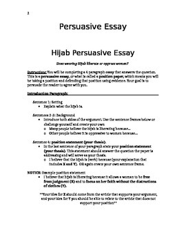 islam unit an introduction persuasive essay assessment by  islam unit an introduction persuasive essay assessment