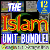 Islam & West Africa Unit Bundle! 12 fun resources to teach Islam & West Africa!