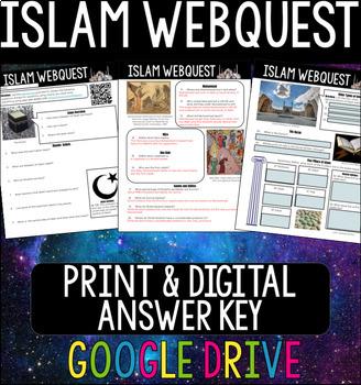 Islam WebQuest