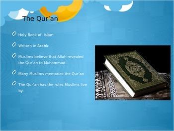 Islam - World Religions PowerPoint