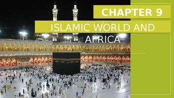 Islam and African Kingdoms Power Point