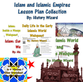 Islam and Islamic Empires Lesson Plan Collection