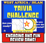 Islam and West Africa Review!  Review Islam and Africa with Jeopardy-like Game!