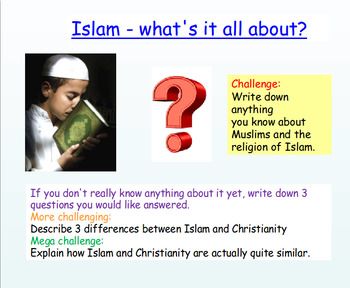 Islam: introduction