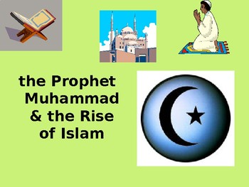 Islam - lecture notes