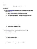 Islamic Achievements Webquest