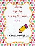 Islamic Alphabet Coloring Workbook