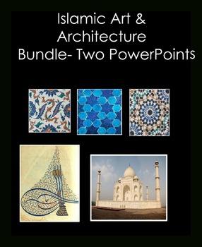 islamic art architecture bundle 2 powerpoints by dali s moustache