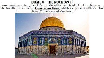 Islamic Art History Assets