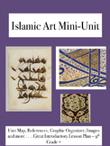 Islamic Art Lesson Plan and Worksheets