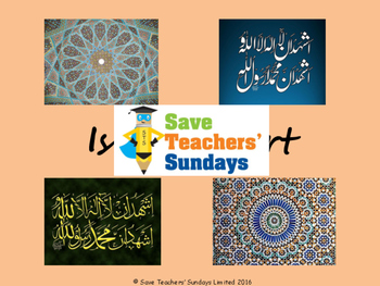 Islamic Art Lesson plan and PowerPoint
