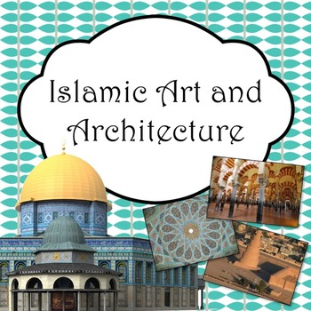 Islamic Art and Architecture PowerPoint