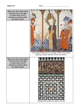 Islamic Art and Images of Muhammad: Islam's Influence on Art History and Style