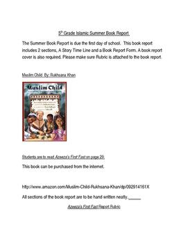 Islamic Book Report