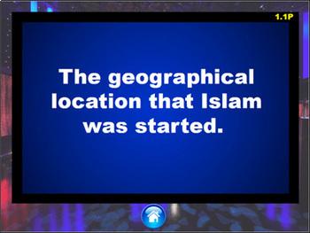 Islamic Civilization - History Game